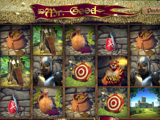 Mr Good Online Slot Overview for Players