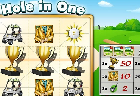 Reviewing Hole in One Scratch Card Game