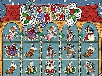A Quick Overview of Generous Santa Online Slot